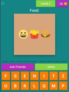 Guess The Emoji Phrase screenshot 2