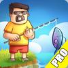 Fish Farm PRO - idle fish catching game icono