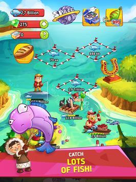 Fish Farm - idle fish catching game PRO screenshot 14