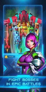 Galaxy Merge - Idle & Click Tycoon PRO poster