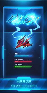 Galaxy Merge - Idle & Click Tycoon PRO screenshot 1