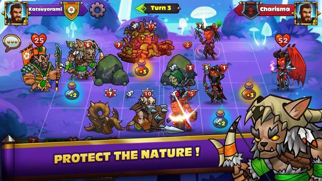 Heroes Of Magic - Card Battle ảnh chụp màn hình 11