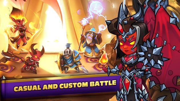 Heroes Of Magic - Card Battle ảnh chụp màn hình 3