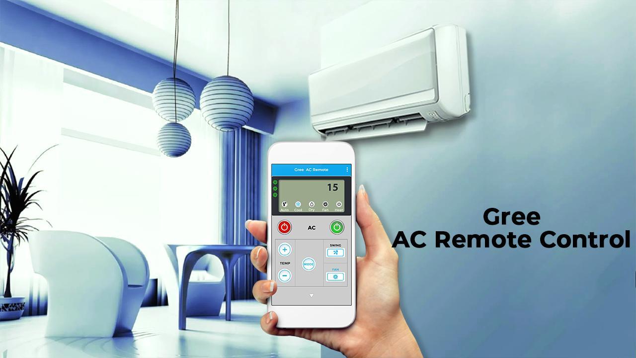 Gree AC Remote Control cho Android - Tải về APK