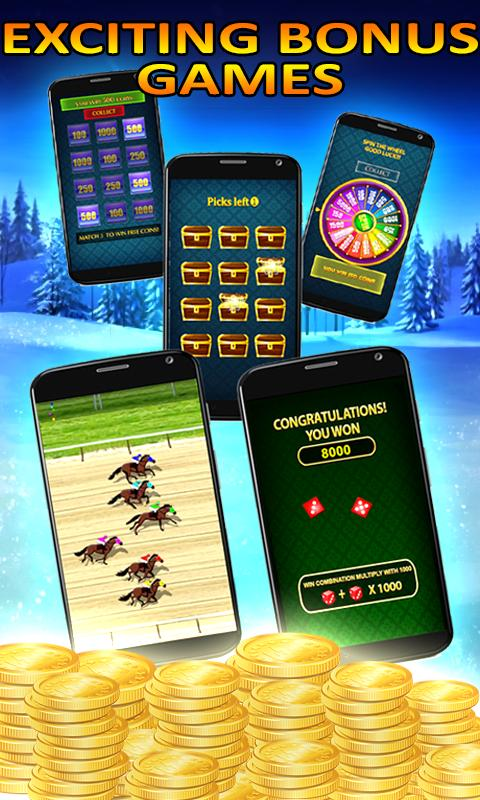 Slot Machine : Timber Wolf for Android - APK Download