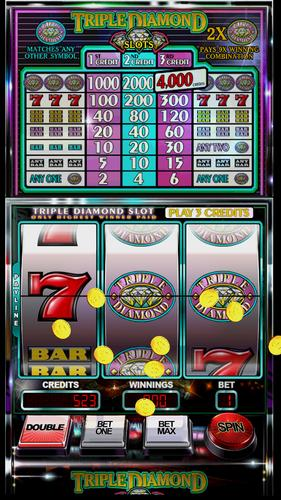 Slot Machine: Triple Diamond for Android - APK Download