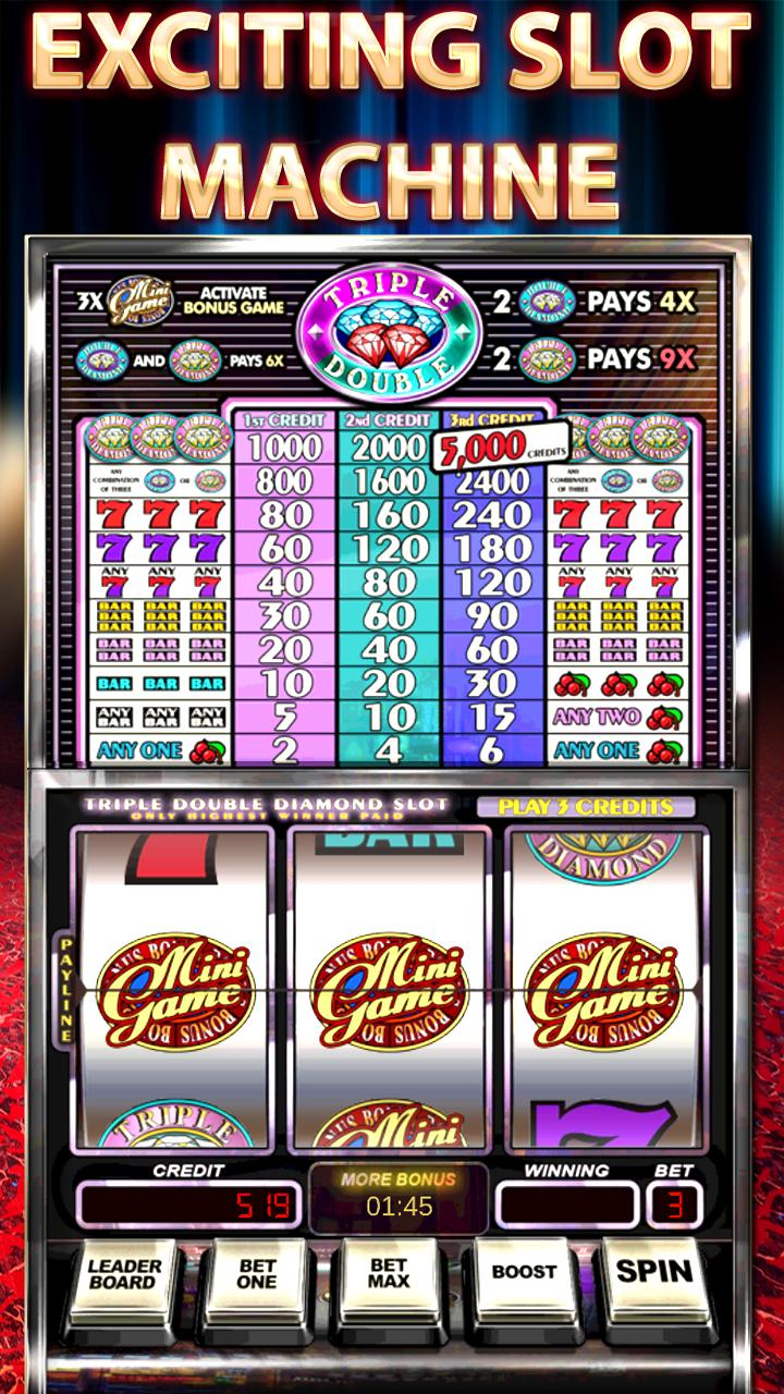 Free Double Diamond Slots No Download No Registration