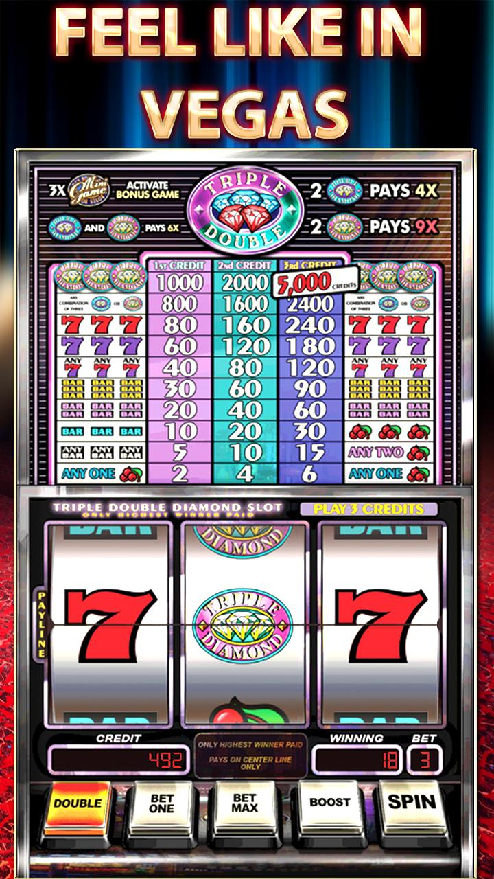 Free Double Diamond Slots No Download