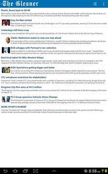 Jamaica Gleaner screenshot 6