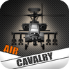 Helicopter Sim Flight Simulator Air Cavalry Pilot icon