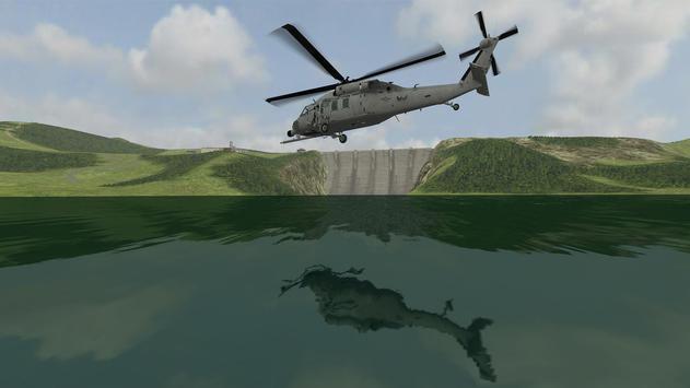 Helicopter Sim Flight Simulator Air Cavalry Pilot screenshot 6