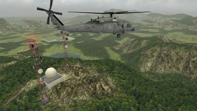 Helicopter Sim Flight Simulator Air Cavalry Pilot screenshot 9