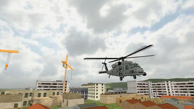 Helicopter Sim Flight Simulator Air Cavalry Pilot screenshot 13