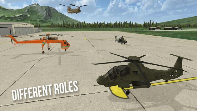Helicopter Sim Flight Simulator Air Cavalry Pilot screenshot 1