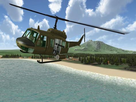 Helicopter Sim Flight Simulator Air Cavalry Pilot screenshot 3