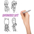 How To Draw Superheroes Cute