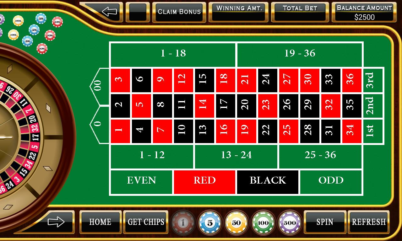 Roulette For Android Apk Download