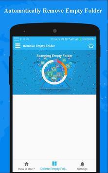 Delete Empty Folder - Empty Folder Cleaner screenshot 15