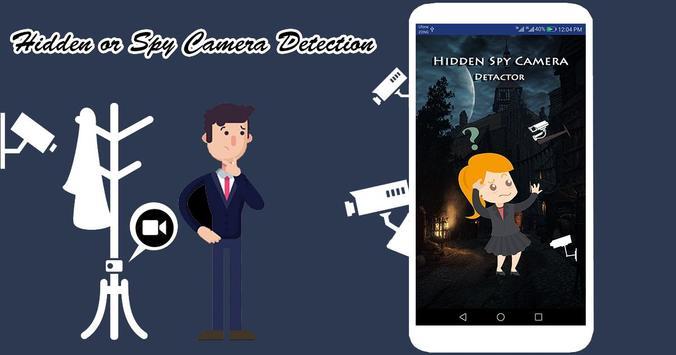 Hidden Camera Detector poster