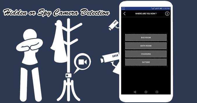 Hidden Camera Detector screenshot 14