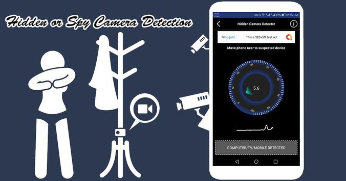 Hidden Camera Detector screenshot 2