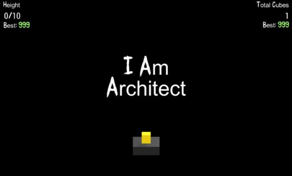 I Am Architect poster