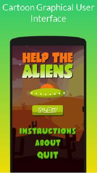 Storm Area 51: Help The Aliens! [Tap Tap] poster