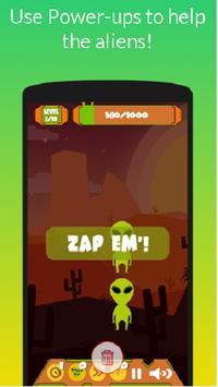 Storm Area 51: Help The Aliens! [Tap Tap] screenshot 3