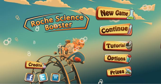 Science Booster EN poster