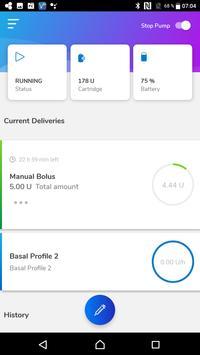 PumpApp BETA screenshot 1