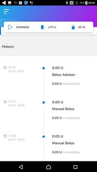 PumpApp BETA screenshot 2