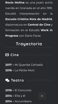 Rocío Molina Fans screenshot 1