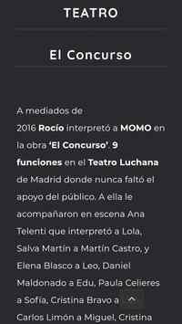Rocío Molina Fans screenshot 3