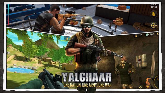 الیغار: أمة واحدة ، جيش واحد ، حرب واحدة تصوير الشاشة 6