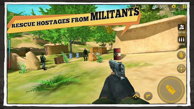 Delta Special Ops: War - Online gun shooting games screenshot 2