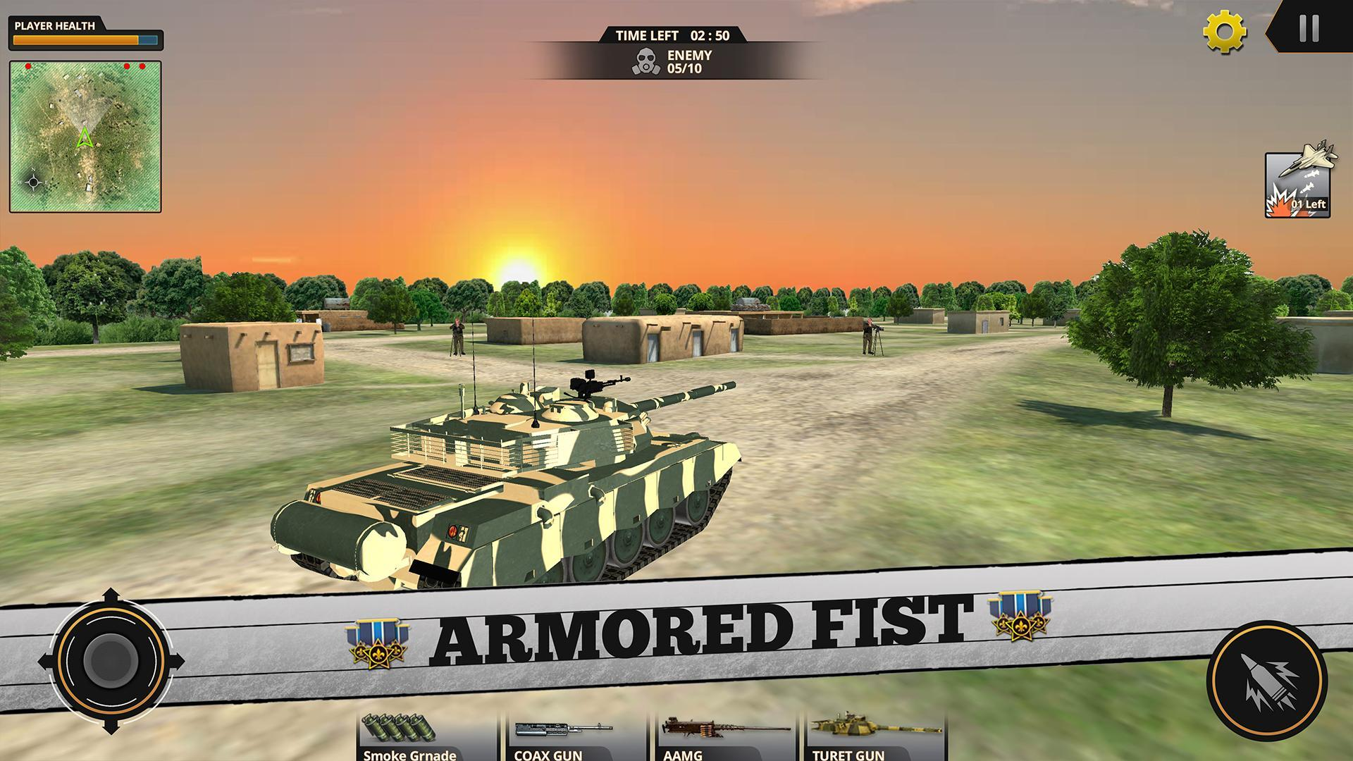 The Glorious Resolve: Journey To Peace - Army Game for