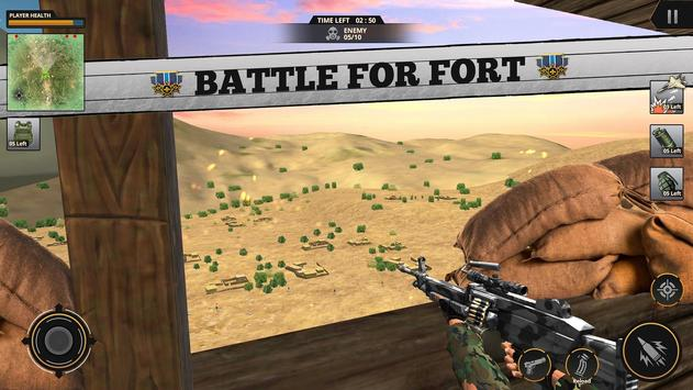 The Glorious Resolve: Journey To Peace - Army Game screenshot 5