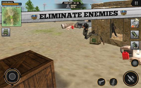 The Glorious Resolve: Journey To Peace - Army Game screenshot 9