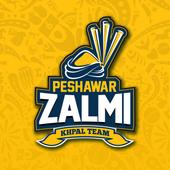 Official Peshawar Zalmi PSL Live Cricket Streaming icon