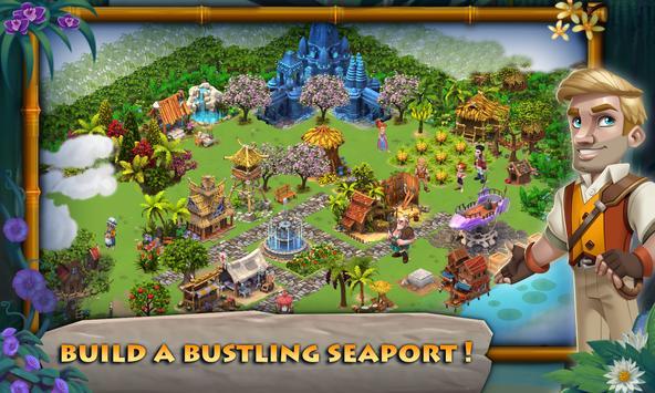 New World: Castaway Paradise poster