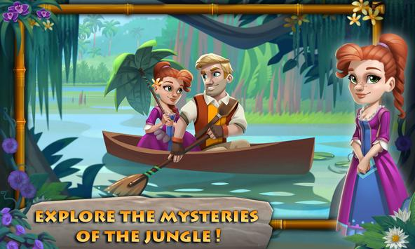 New World: Castaway Paradise screenshot 2