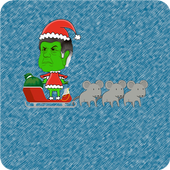 santa Claus Alan icon