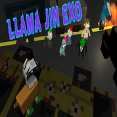 LLama Jin Exo color icon