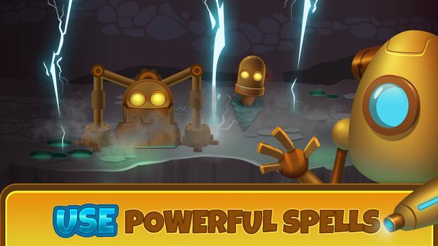 Deep Town captura de pantalla 9