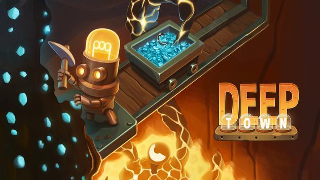 Deep Town captura de pantalla 10