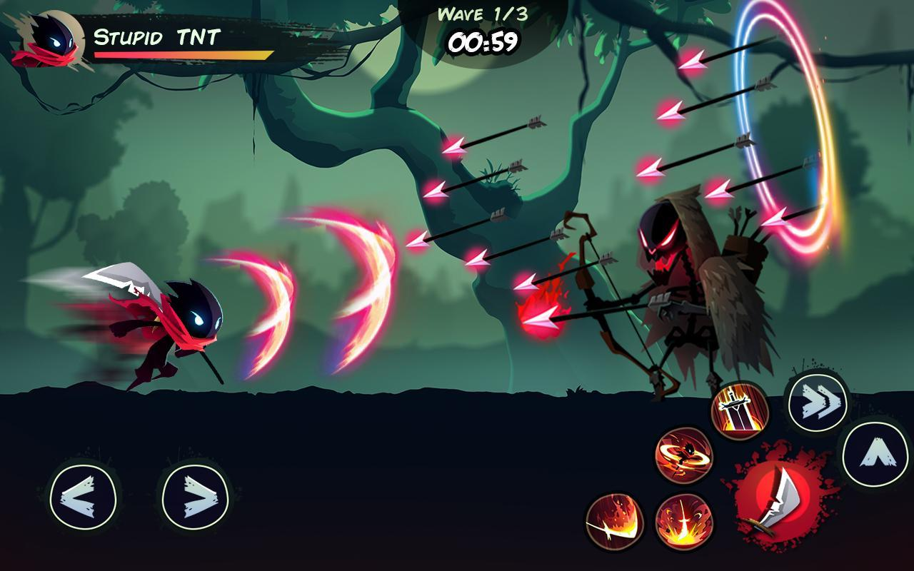 Shadow Stickman for Android - APK Download