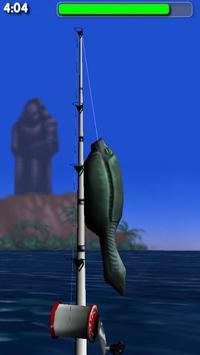 Big Dino Fishing 3D Lite 截图 3