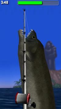 Big Dino Fishing 3D Lite 截图 4