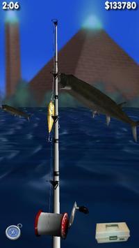 Big Dino Fishing 3D Lite 截图 6