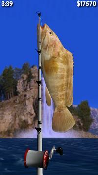 Big Sport Fishing 3D Lite screenshot 8